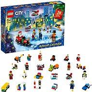 LEGO® City 60303 Adventní kalendář LEGO® City - LEGO stavebnice