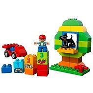 LEGO DUPLO 10572 Box plný zábavy - Stavebnice