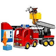 LEGO DUPLO 10592 Hasičské auto - Stavebnice
