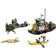 LEGO Hidden Side 70419 Stará rybářska bárka - LEGO stavebnice