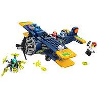 LEGO Hidden Side 70429 El Fuegovo kaskadérské letadlo - LEGO stavebnice