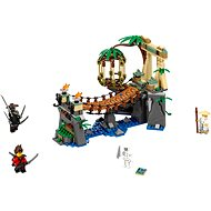 LEGO Ninjago 70608 Vodopády Master Falls - Stavebnice