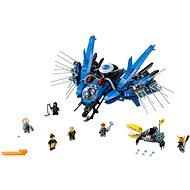 LEGO Ninjago 70614 Blesková stíhačka - Stavebnice
