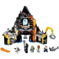 LEGO Ninjago 70631 Garmadonovo sopečné doupě - Stavebnice