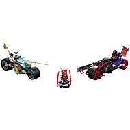 LEGO Ninjago 70639 Pouliční závod Hadího jaguáru - Stavebnice