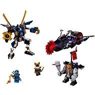 LEGO Ninjago 70642 Killow vs. Samuraj X - Stavebnice
