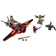 LEGO Ninjago 70650 Křídlo osudu - Stavebnice
