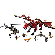 LEGO Ninjago 70653 Firstbourne - Stavebnice