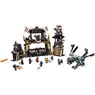 LEGO Ninjago 70655 Dračí jáma - Stavebnice