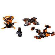 LEGO Ninjago 70662 Spinjitzu Cole - Stavebnice