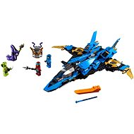 LEGO Ninjago 70668 Jayův bouřkový štít - Stavebnice