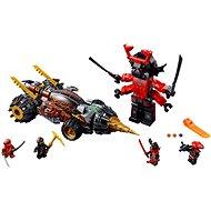 LEGO Ninjago 70669 Coleův razicí vrták - Stavebnice