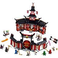 LEGO Ninjago 70670 Chrám Spinjitzu - Stavebnice
