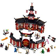 LEGO Ninjago 70670 Chrám Spinjitzu - LEGO stavebnice
