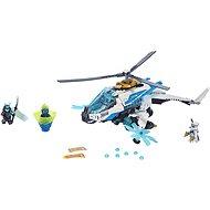 LEGO Ninjago 70673 Nindžakoptéra - LEGO stavebnice