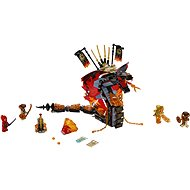 LEGO Ninjago 70674 Ohnivý tesák - Stavebnice