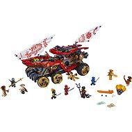 LEGO Ninjago 70677 Pozemní Odměna osudu - Stavebnice