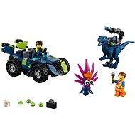 LEGO Movie 70826 Rexův rextrémní terénní vůz! - Stavebnice