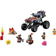 LEGO Movie 70829 Emmet and Lucy's Escape Buggy - Building Kit