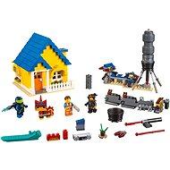 LEGO Movie 70831 Emmetův vysněný dům/Záchranná raketa! - Stavebnice