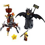 LEGO Movie 70836 Batman a Kovovous připraveni k boji - Stavebnice