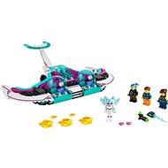 LEGO Movie 70849 Zdivočelá Mela a její stíhačka - Stavebnice