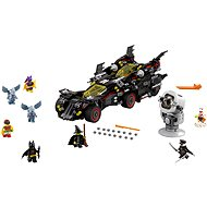 LEGO Batman Movie 70917 Úžasný Batmobil - Stavebnice