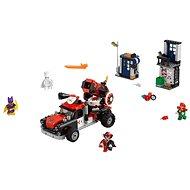 LEGO Batman Movie 70921 Harley Quinn a útok dělovou koulí - Stavebnice