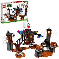 LEGO Super Mario 71377 King Boo and the Haunted Yard - Expansion Set - LEGO Building Kit
