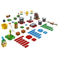 LEGO Super Mario 71380 Set pro tvůrce – mistrovská dobrodružství - LEGO stavebnice