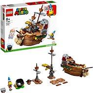 LEGO® Super Mario™ 71391 Bowserova vzducholoď – rozšiřující set - LEGO stavebnice