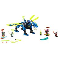 LEGO Ninjago 71711 Jayův kyberdrak - LEGO stavebnice