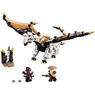 LEGO Ninjago 71718 Wu a jeho bojový drak - LEGO stavebnice