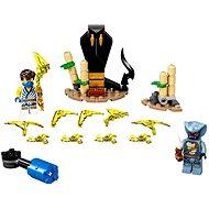 LEGO Ninjago 71732 Epický souboj – Jay vs. Serpentine - LEGO stavebnice