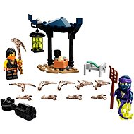 LEGO Ninjago 71733 Epický souboj – Cole vs. přízračný válečník - LEGO stavebnice