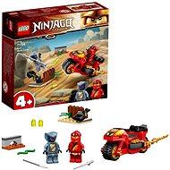 LEGO® NINJAGO® 71734 Kaiova motorka sčepelemi