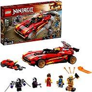 LEGO Ninjago 71737 Kaiův červený bourák - LEGO stavebnice