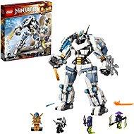 LEGO Ninjago 71738 Zane a bitva s titánskými roboty - LEGO stavebnice