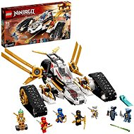 LEGO® NINJAGO® 71739 Ultra Sonic Raider