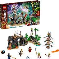 LEGO Ninjago 71747 Vesnice strážců - LEGO stavebnice