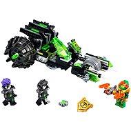 LEGO Nexo Knights 72002 Dvojkontaminátor - Stavebnice