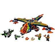 LEGO Nexo Knights 72005 Aaronův samostříl - Stavebnice