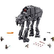 LEGO Star Wars 75189 Těžký útočný chodec Prvního řádu - Stavebnice