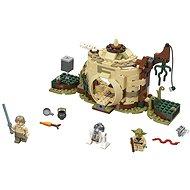 LEGO Star Wars 75208 Chýše Mistra Yody - Stavebnice