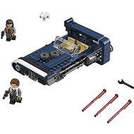 LEGO Star Wars 75209 Han Solův pozemní speeder - Stavebnice