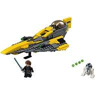 LEGO Star Wars 75214 Anakinův jediský Starfighter - Stavebnice