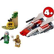 LEGO Star Wars 75247 Povstalecká Stíhačka A-Wing - Stavebnice