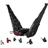 LEGO Star Wars 75256 Loď Kylo Rena - LEGO stavebnice