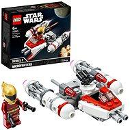 LEGO Star Wars 75263 Mikrostíhačka Odboje Y-wing™ - Stavebnice