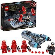 LEGO Star Wars 75266 Bitevní balíček sithských jednotek - LEGO stavebnice